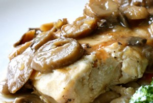 Chicken Marsala from MagicKitchen.com