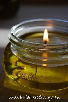 olive-oil-candle