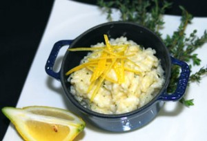 MagicKitchen.com's Lemon Risotto