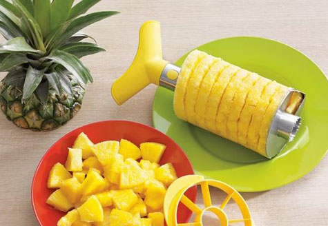 Pineapple Slicer and Dicer