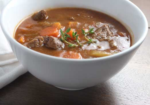 California Beef Stew